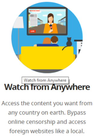Byepass Foreign or Local Censorship