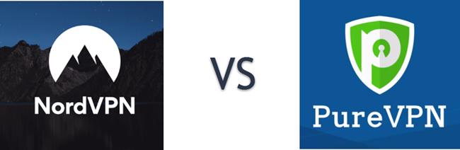 Nordvpn versus Purevpn