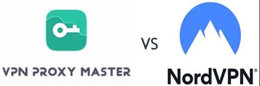 VPN Proxy Master vs NordVPN